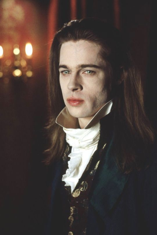 Louis de Pointe du Lac. His gentle features are what makes him so beautiful and sweet at the same time.