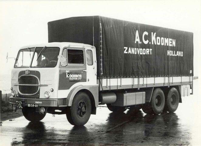 FIAT BS-59-69 Koomen Zandvoort