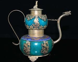 ✿ڿڰۣ(̆̃̃•Aussiegirl Chinese Teapot