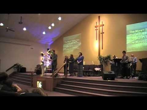 NEW BEGINNING CHURCH OF GOD- WORSHIP SERVICE - PART 5--JANUARY 24TH 2016