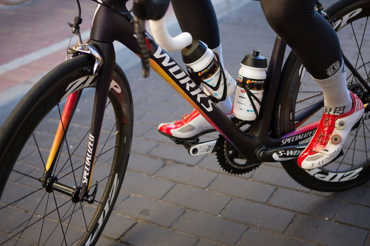 Specialized Article Boels Dolmans Cycling Team Carpe Diem Bicycle Cycling Team Bicycle Components