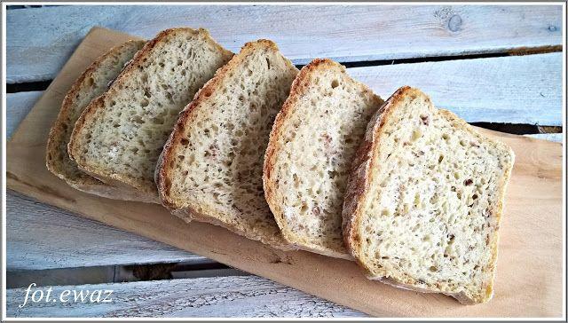 Ewa w kuchni: Chleb ziemniaczany z kaszą gryczaną
