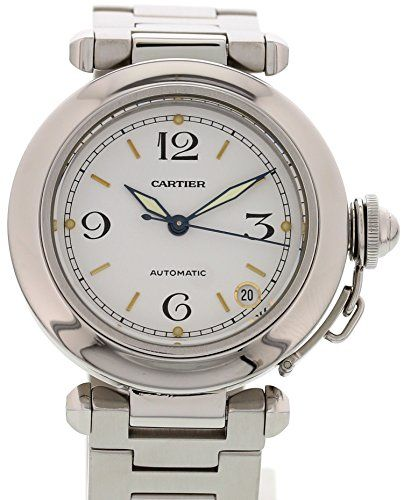 Cartier Pasha de Cartier swiss-automatic unisex-adult Watch 2324 (Certified Pre-owned) https://www.carrywatches.com/product/cartier-pasha-de-cartier-swiss-automatic-unisex-adult-watch-2324-certified-pre-owned/ Cartier Pasha de Cartier swiss-automatic unisex-adult Watch 2324 (Certified Pre-owned)  #cartierpashawatch #cartierwatchesformen #cartierwatchesforsale More Cartier watches : https://www.carrywatches.com/shop/wrist-watches-men/cartier-watches-for-men/
