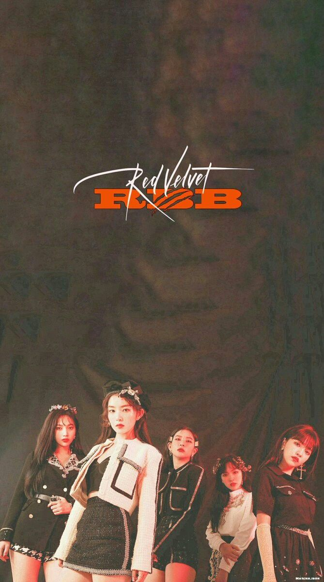 Red Velvet Rbb Wallpaper Lockscreen Fondo De Pantalla Hd Iphone Seulgi Joy Irene Wendy Yeri Red Velvet Photoshoot Red Velvet Velvet Wallpaper