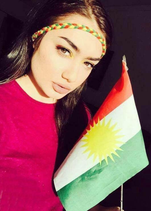 Kurdish Girl...