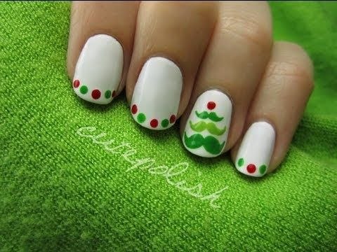 READ ME--- Hey guys! How are you?! I thought I'd share this cute and funny Moustache Tree manicure with you all because I know how much you're loving the moustache trend right now! This will be my last video of 2012. If the world doesn't end this Friday (LOL jk) then I will be uploading again on the first Sunday in January. I have some amazing d...