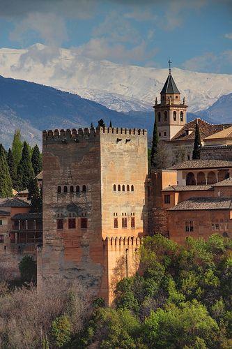 Alhambra & Sierra Nevada   Granada  Spain