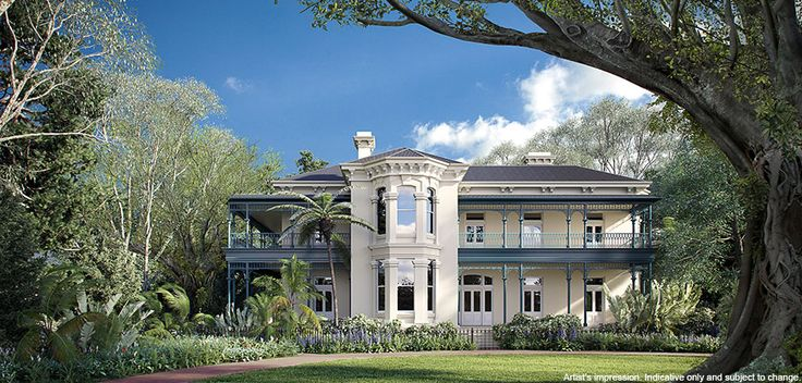 Moreton Manor - an impeccable renovation of a historic Sydney mansion.