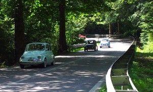 SI PARTE! DAL 3 AL 4 AGOSTO LE FIAT 500 PER 300 KM TRA LA MEMORIA, LA STORIA, LA NATURA E I SAPORI DELLA MONTAGNA FRIULANA