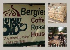 Bergies Coffee Roast House – 309 N. Gilbert Rd