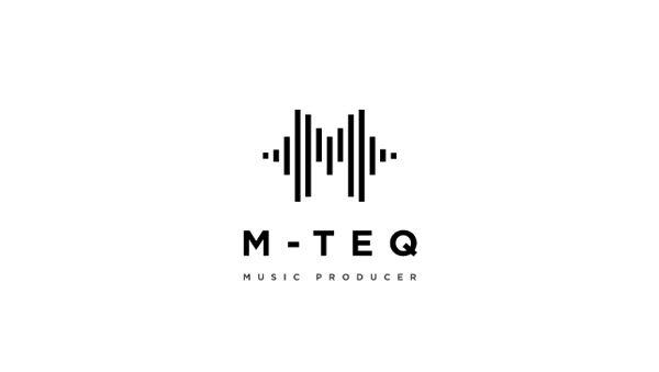 Music logos on Behance