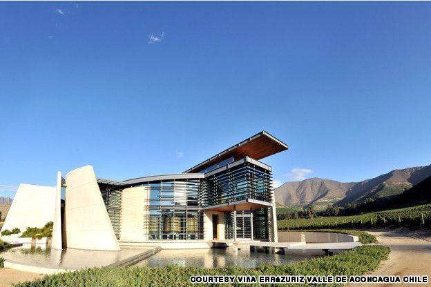Wine: Viña Errazuriz, Panquehue, Chile