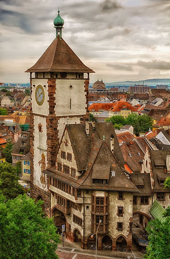 Freiburg, Germany... love it, especially at Christmas time... well, anytime…