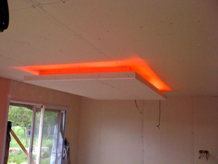 les 8 meilleures images du tableau projet lumi re plafond sur pinterest lumiere plafond. Black Bedroom Furniture Sets. Home Design Ideas