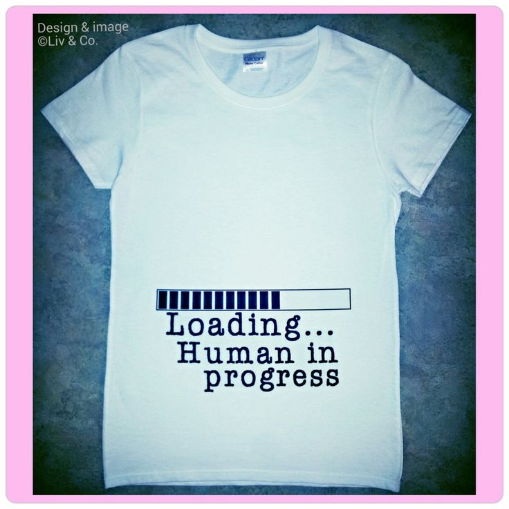 Best 25 were pregnant announcement ideas on pinterest for Funny cute maternity shirts