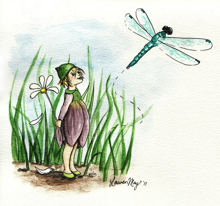 Lauren May Illustration