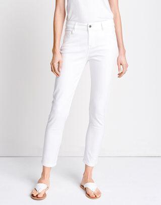 Jeans weiß online kaufen | Cadou Jeans white von someday Fashion