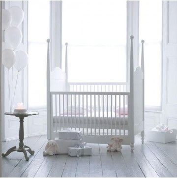 This Hestia Nursery Furniture Set is fit for royalty and a great way to  make your