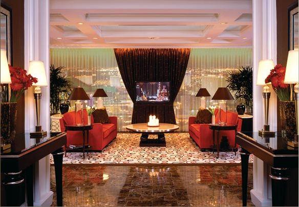 The Wynn Las Vegas Penthouse Suite