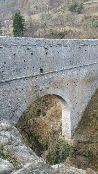 Ponte acquedotto Pondel