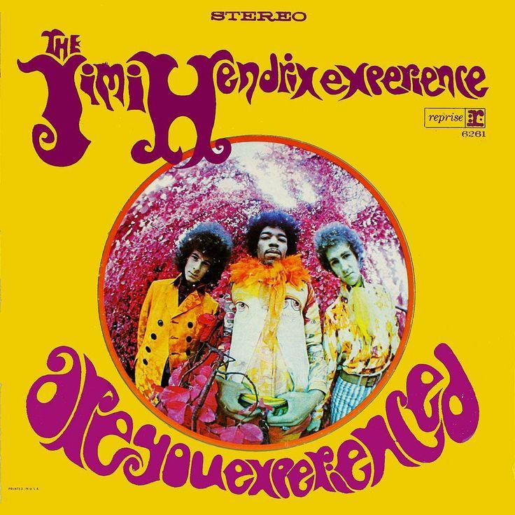 Are You Experienced, The Jimi Hendrix Experience - 1967 Hendrix fait appel à Karl Ferris pour cette couverture. Il développe l'idée d'un groupe « voyageant à travers le cosmos dans une biosphère, se rendant sur Terre pour y apporter leur musique étrange ». C'est avec cette idée en tête qu'il prend en photo le groupe à Kew Gardens, à l'aide d'un objectif fisheye. Il prend le groupe en contre-plongée afin d'attirer l'attention sur les mains du guitariste.