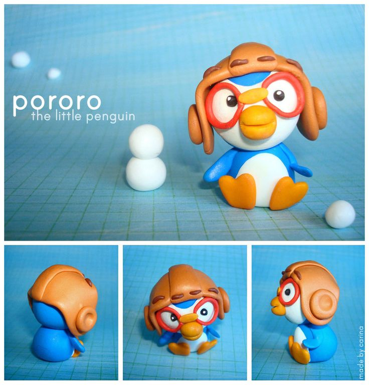 Pororo by ~CarinaT on deviantART
