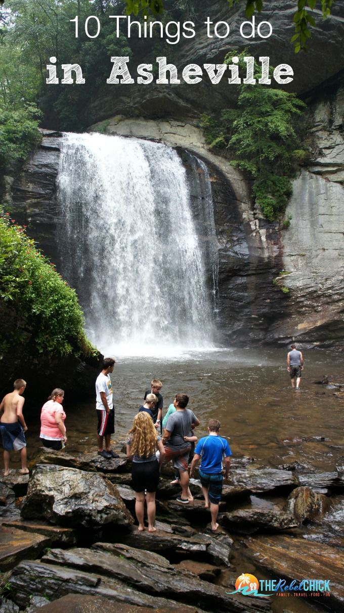 10 Things to do in Asheville NC