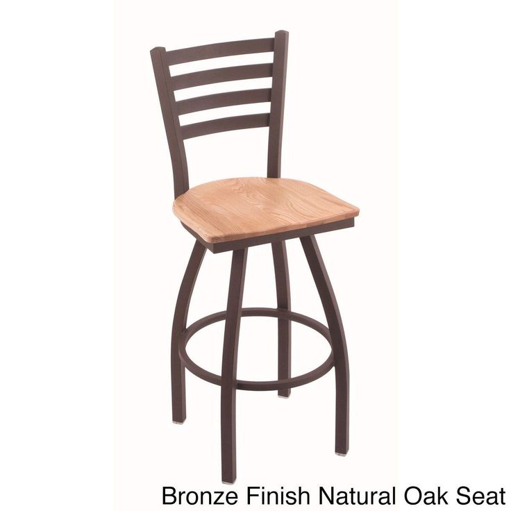 Holland Bar Stool Company Steel Frame and Counter Stool