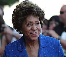 2012 Photo-Marla Gibbs-B.1931       (Margaret Theresa Bradley) Actress, Singer, Comedienne