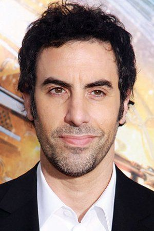 Sacha Baron Cohen as Baloo