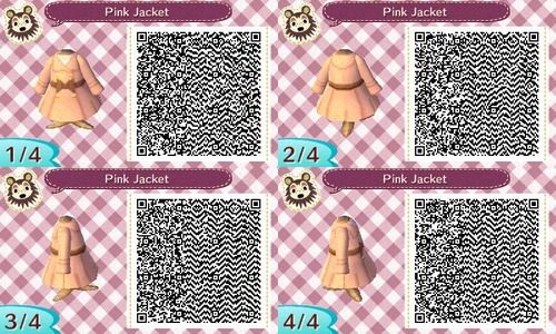 A very cute pink coat dress perfect for the fall~ (remember I did not make this design)