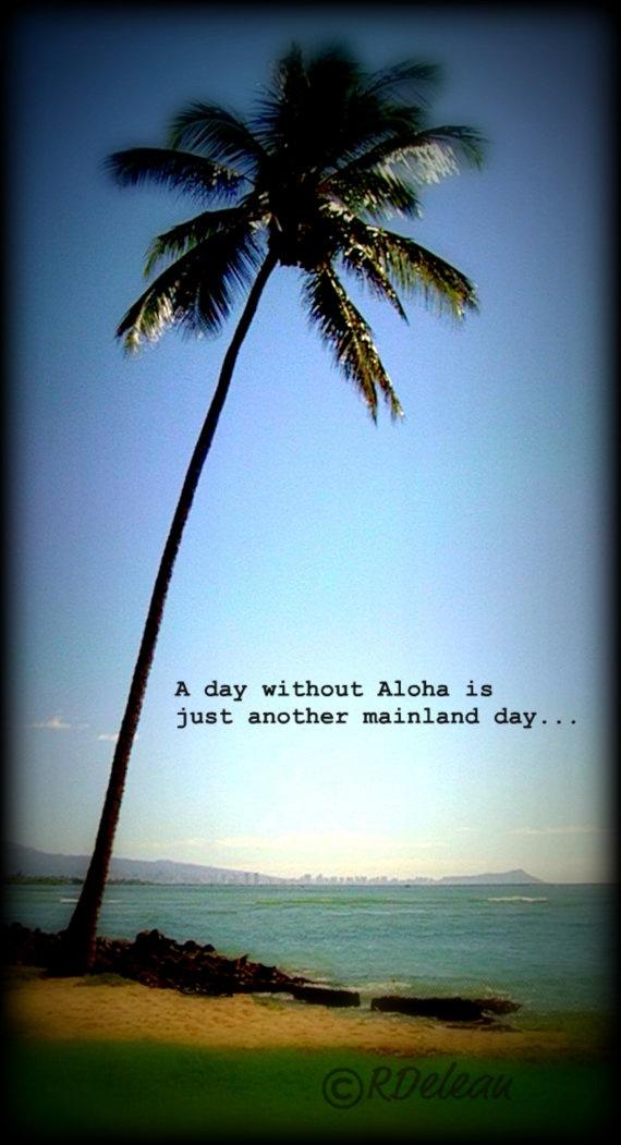 Aloha Waikiki  Fine Art Photography Print  by RDeleanDesigns, $20.00