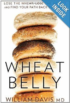 The renowned cardiologist explains how eleminating wheat from our diets can prevent fat storage. $13