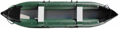 Saturn 13 ft Pro Angler Inflatable Fishing Kayak ** Click image to review more details.