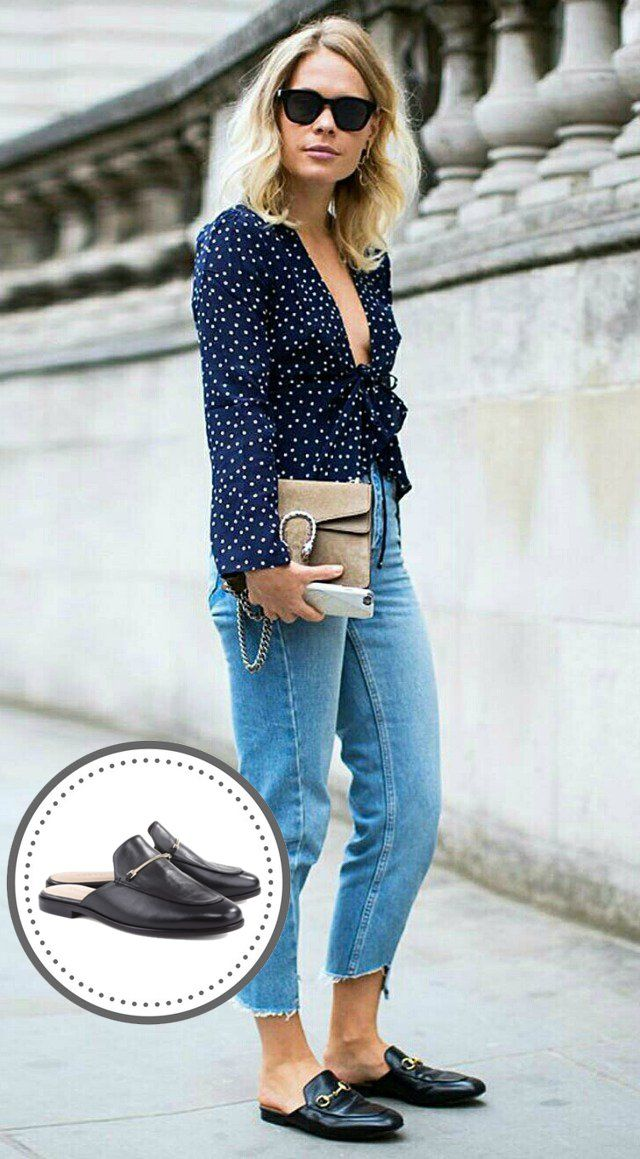 Sapato mule ou tamanco - o it shoe de 2017