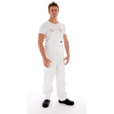DNC Cotton Drill Bib n Brace Overall 3111 - Buy Workwear Online In Australia