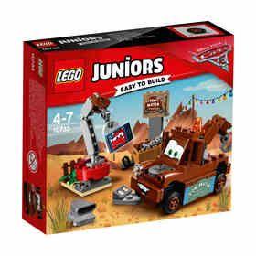 LEGO Juniors Mater's junkyard 10733