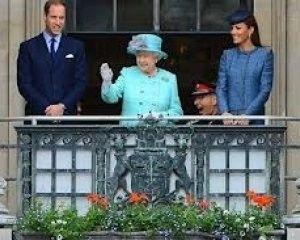 Королева Англии в восторге от сына Кейт Миддлтон