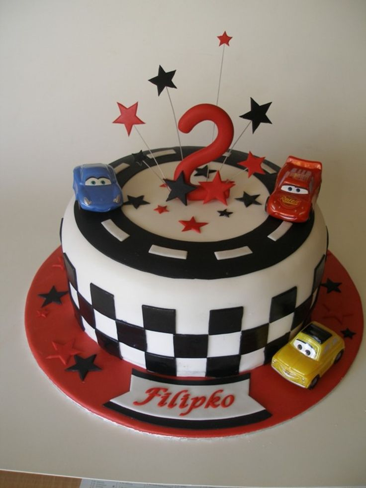 Mcqueen Cars Cake Design : 17 Best ideas about Lightning Mcqueen Cake on Pinterest ...