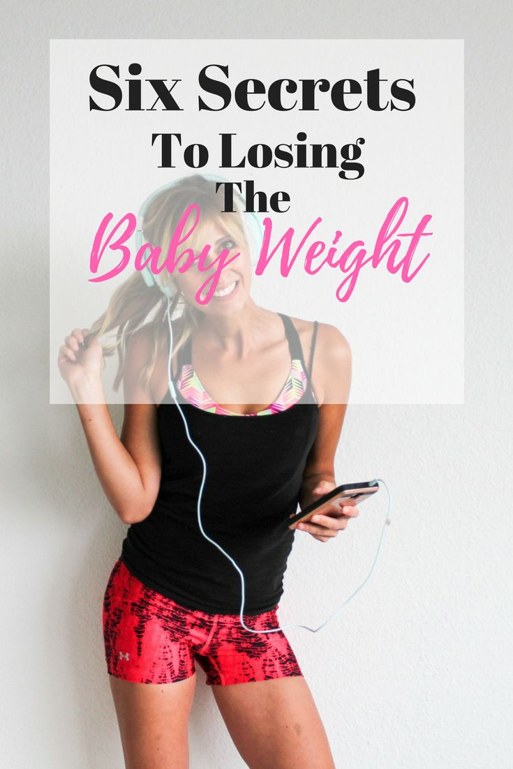 I've gained and lost the baby weight three times now. This time I was in my pre-pregnancy jeans by 3 months postpartum, because I've developed these secrets to help me lose the weight fast.