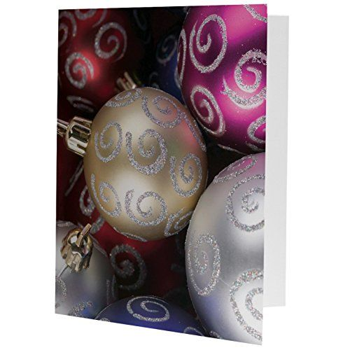 6x4 Christmas Ornament Photo Folder  100 Pack * Be sure to check out this awesome product.