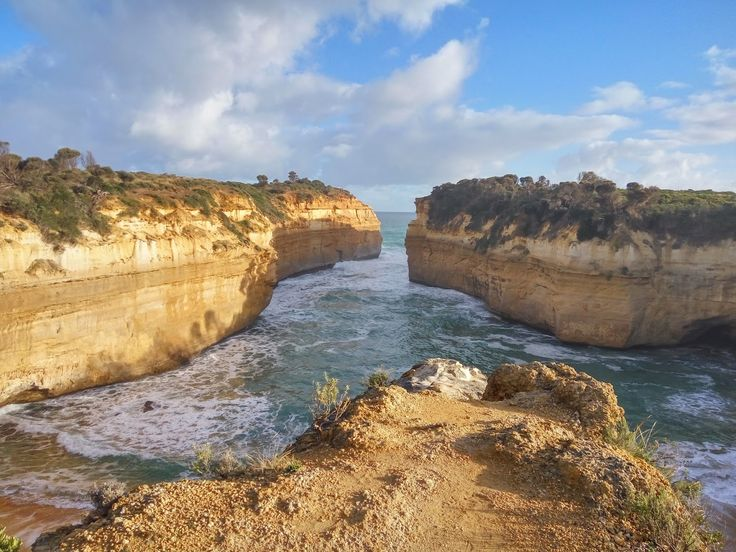 Great Ocean Road, Port Campbell National Park, Anglesea Town and Port Campbell Town, Victoria, Australia