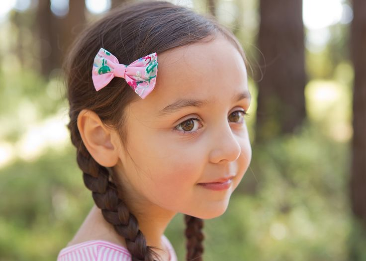 Play Mix and Match with our Oobi Fabric Bows!