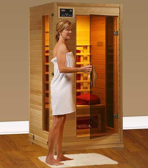 Perfect Heat Buena Vista 1 Person Ceramic Infrared Home