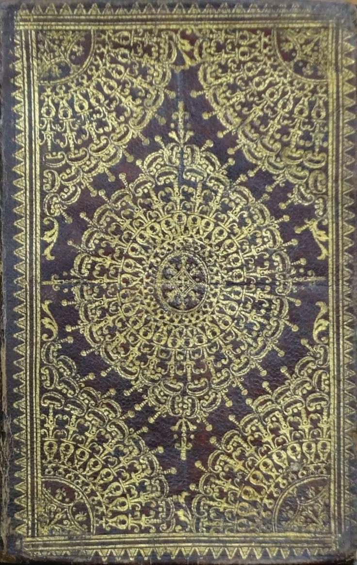 Sto. Antonio de Lisboa, Cultos de devoçao, 1757. Impreso. Preciosa encuadernación de época en abanicos.