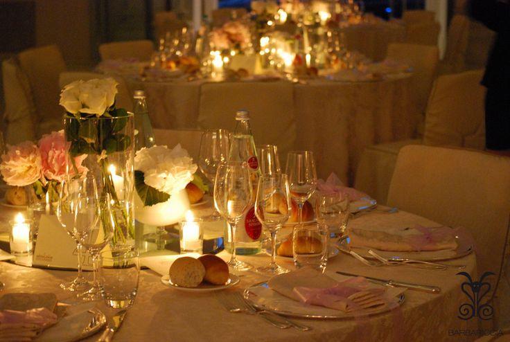 Cena a lume di candela per stupire i vostri ospiti con meravigliosi giochi di luce #Barbariccia #Restaurant #Banqueting #Banchetto #Candle #Light #shadow