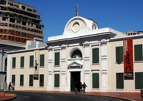 Old Slave Lodge Musuem, Adderly Street