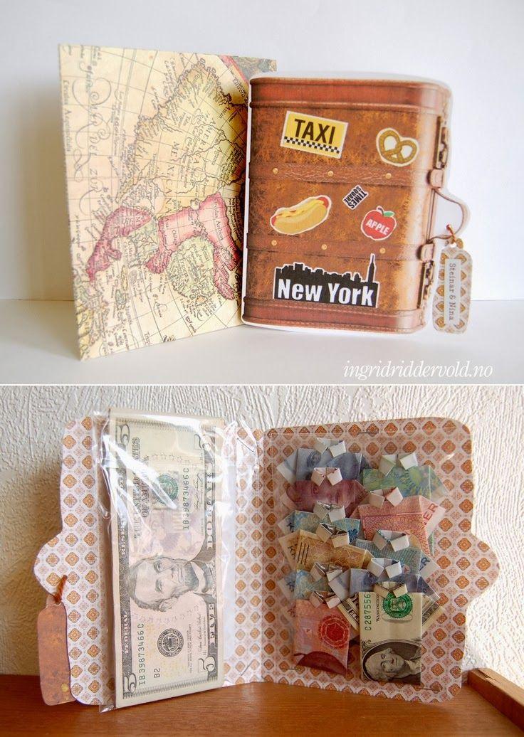 Las 25 mejores ideas sobre regalos de viaje en pinterest - Ideas para un regalo original ...
