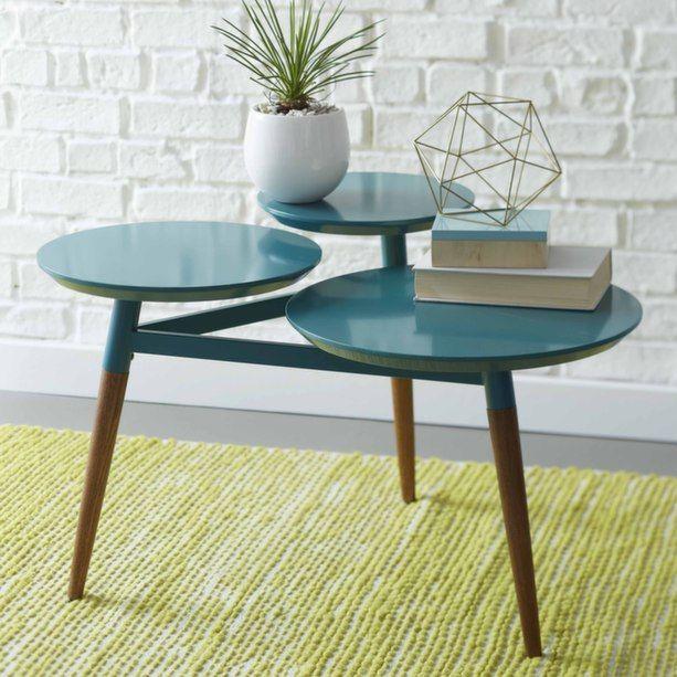 table basse clover chez west elm avec la table basse clover les fifties mancip es s 39 invitent. Black Bedroom Furniture Sets. Home Design Ideas
