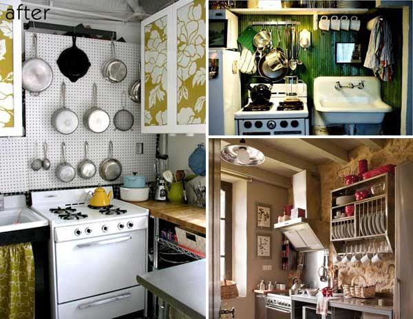 Best 25 Little Kitchen Ideas On Pinterest  Small Kitchen Storage Unique Cool Kitchen Design Ideas Inspiration Design